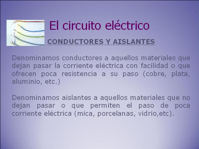 Aislantes y Conductores - (Definición, Comparación, Diferencias)